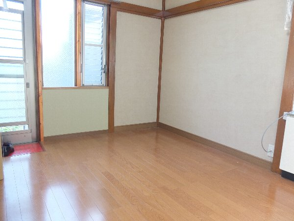 TOSHIハウス 203号室のベッドルーム
