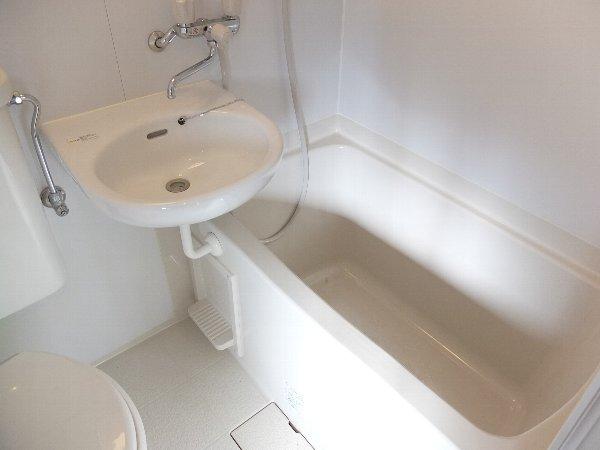 TOSHIハウス 203号室の洗面所