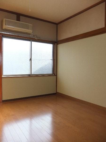TOSHIハウス 204号室のベッドルーム