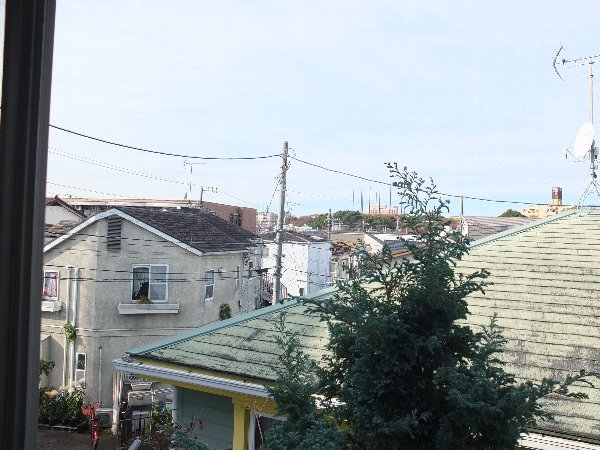 TOSHIハウス 204号室の景色