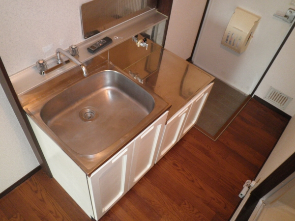 サンシティハイツ東 00203号室のキッチン
