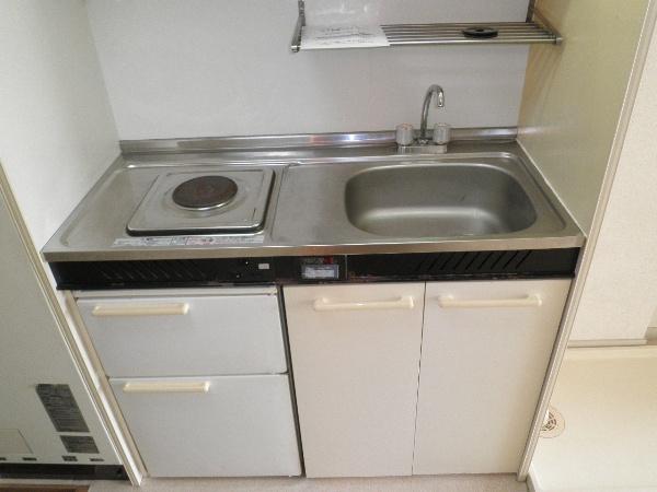 アヴィオンⅠ 00101号室のキッチン
