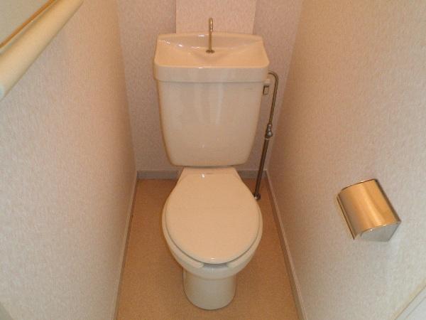 アヴィオンⅠ 00101号室のトイレ