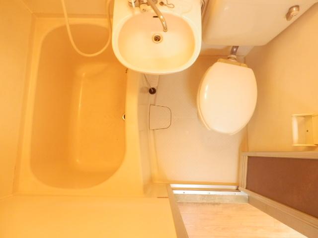 ビューラー三ケ島Ⅱ 00202号室のトイレ