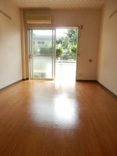ビューラー三ケ島Ⅱ 00202号室の景色
