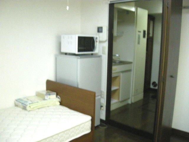 MT小山 301号室のキッチン