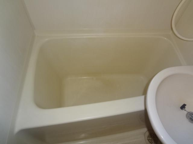 タウンハイツ初沢 205号室の風呂
