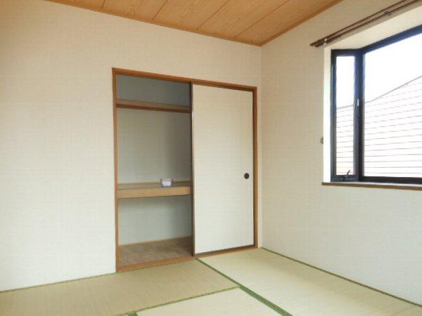 ウォーターミル 102号室の居室