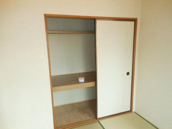 ウォーターミル 102号室の収納
