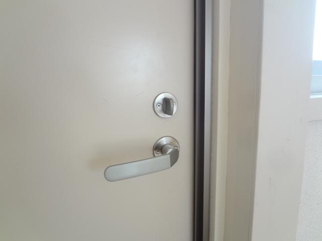 第5高尾荘 101号室のセキュリティ