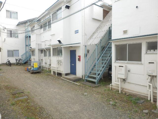 第5高尾荘 101号室の景色
