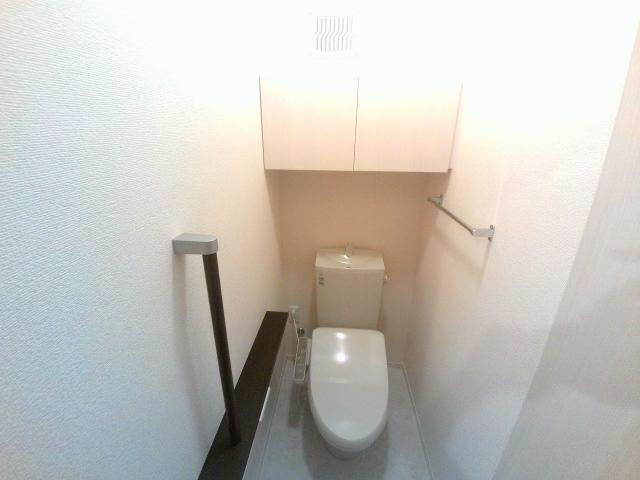 エクセル α(アルファ) 201号室のトイレ