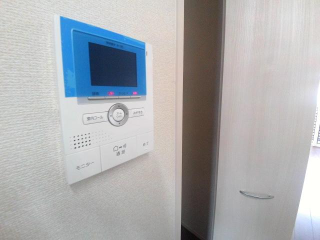 エクセル α(アルファ) 201号室のセキュリティ