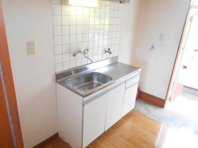 ハイツセリエ 201号室のキッチン