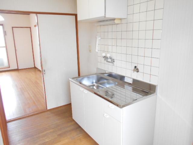 ハイツセリエ 203号室のキッチン