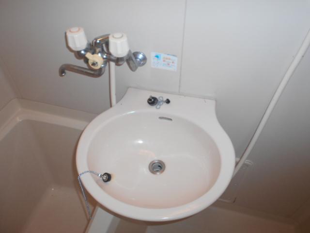 ハイツセリエ 203号室の洗面所
