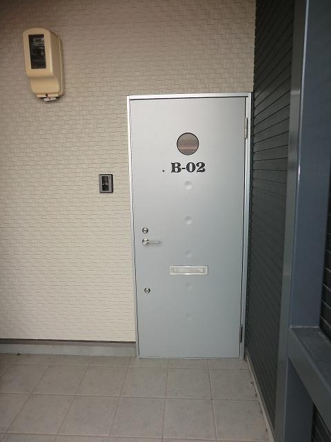 Precious Earth浜松中区 B02号室の駐車場