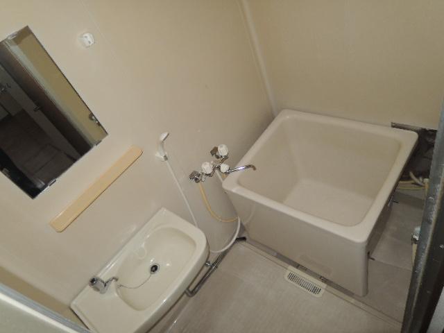 サンハイツB 102号室の風呂
