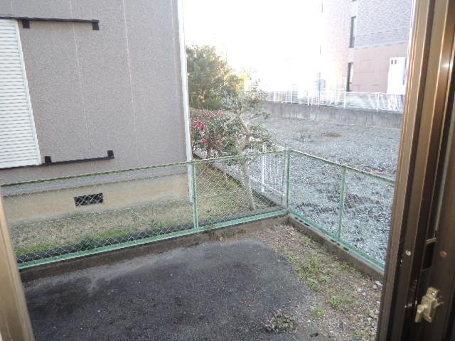 サンハイツB 102号室の景色