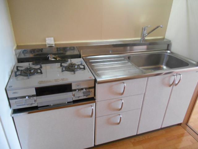 ラヴィッサンヴィーⅡ 303号室のキッチン