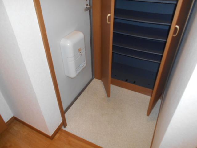 ラヴィッサンヴィーⅡ 303号室の玄関