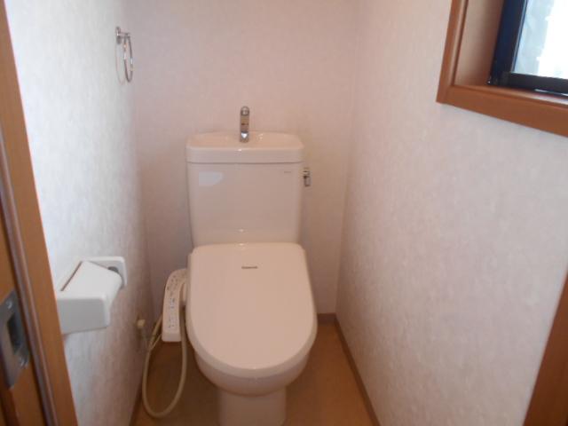 ラヴィッサンヴィーⅡ 303号室のトイレ