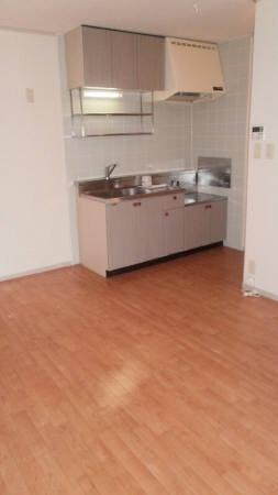 アーバンパレス21 103号室のキッチン