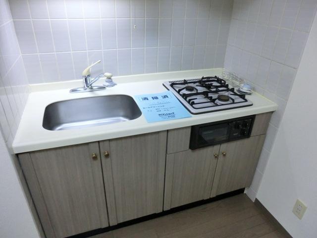 ライオンズマンション与野本町第7 210号室のキッチン