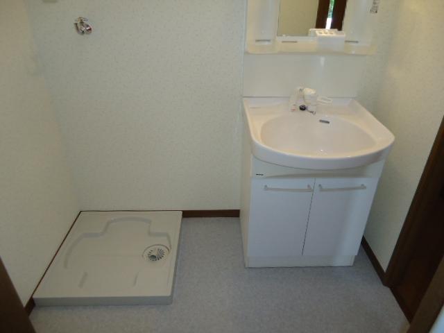 アムール金谷の洗面所