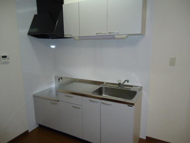 アムール金谷のキッチン