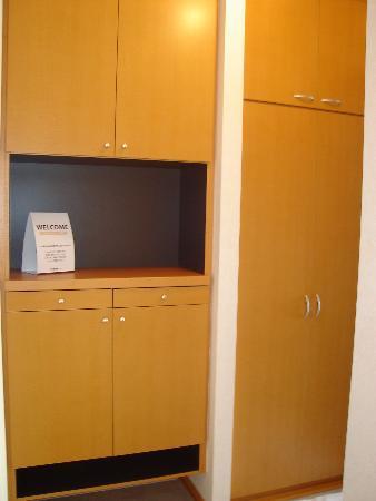 ハイツ静和Ⅰ 201号室の玄関
