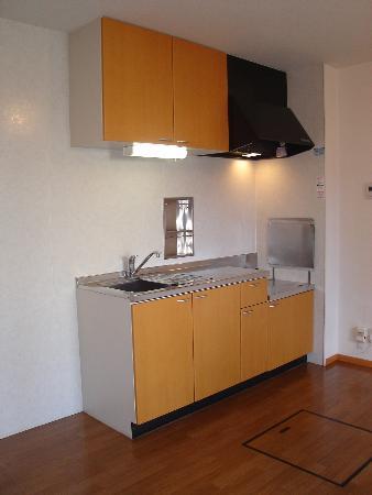 ハイツ静和Ⅰ 201号室のキッチン