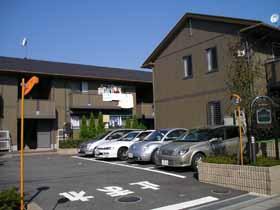 ハイツ静和Ⅰ 201号室の駐車場