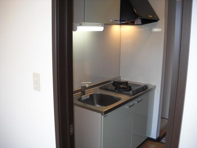 ミルフィーユⅡ 202号室のキッチン