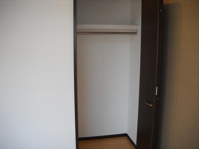 ミルフィーユⅡ 202号室の収納