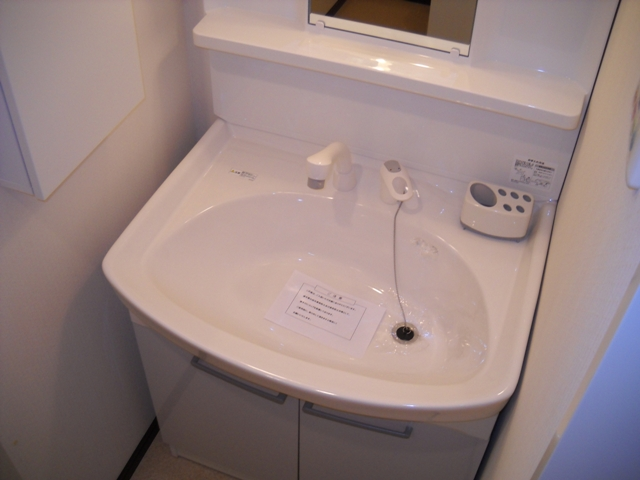 ミルフィーユⅡ 202号室の洗面所