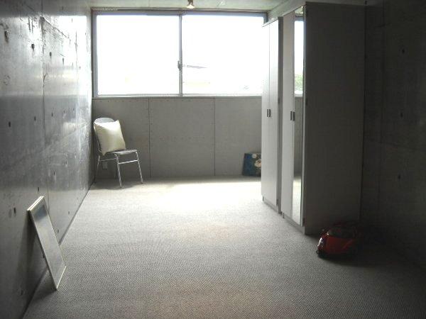 quadro 205号室の居室