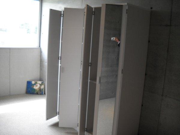 quadro 205号室の収納