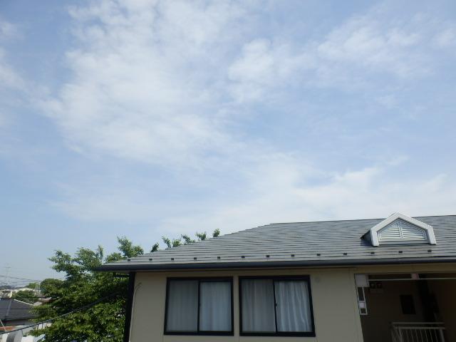 サンライフサワダ B201号室の眺望