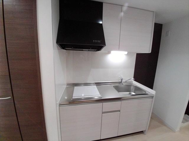 スプリーン 203号室のキッチン
