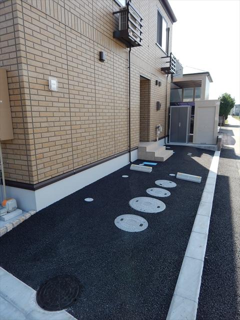 プロスパー Ⅰの駐車場
