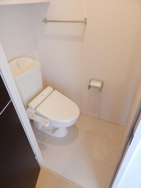 プロスパー Ⅰのトイレ