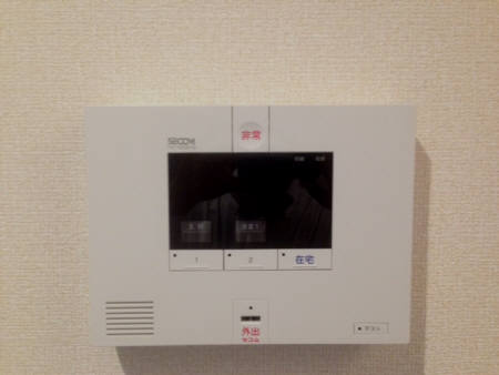クレスト登戸 101号室のセキュリティ