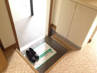 ア・ネスタ 101号室の玄関