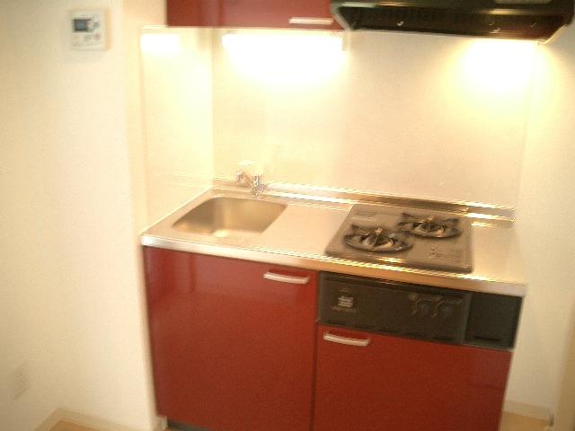 リナリア 922号室のキッチン