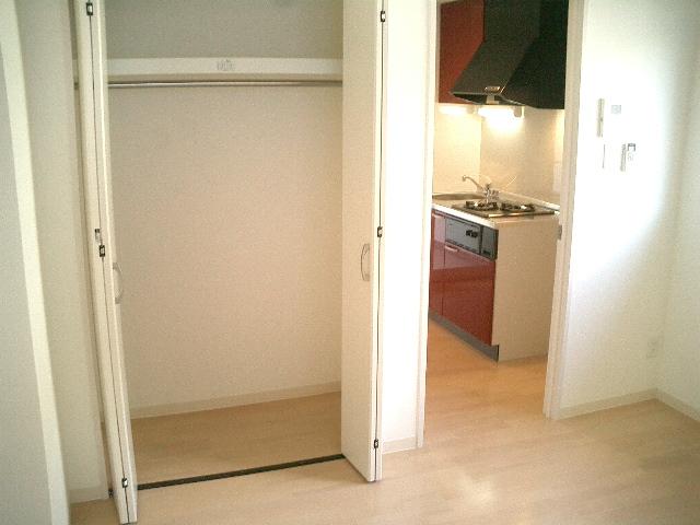 リナリア 922号室の収納