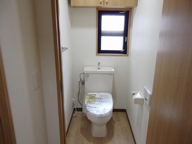 グランバリュー立川 602号室のトイレ