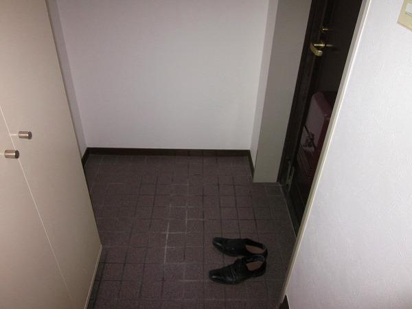 アメニティーホームズ 205号室の玄関