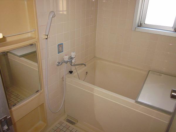 アメニティーホームズ 205号室の風呂