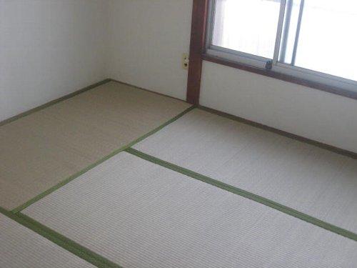 第5カントー荘 208号室の居室